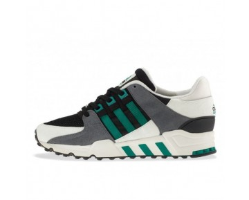 Adidas EQT Running Support 1993 Schwarz/Sub Grün/Kreide D67729
