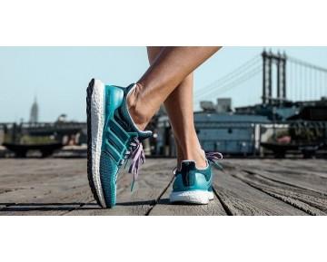 Adidas Ultra Boost W Klar Grün/Mineral/Lila Leuchte AF5140