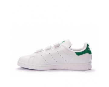 Adidas Originals Stan Smith CF Weiß/Grün S75187
