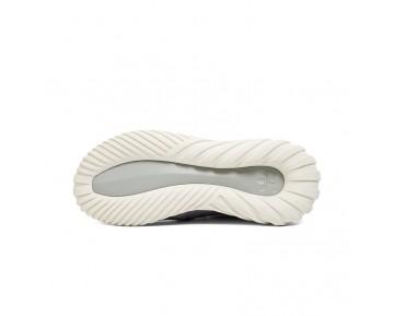 Adidas Tubular Doom Primeknit Medium Solid Grau/Creme Weiß S74920