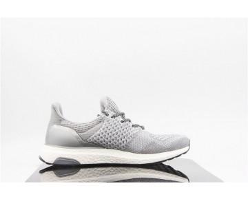 Adidas Consortium Ultra Boost Uncaged Silber Grau/Weiß AQ8253
