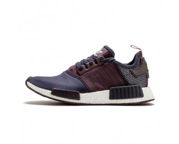 Adidas NMD_R1 Runner W Legende Tinte/Mineral Rot/Semi Pink Glow S75232