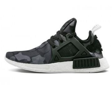 "Adidas NMD XR1 ""Duck Camo"" BA7231 Core Black/Core Schwarz/Ftwr Weiß"