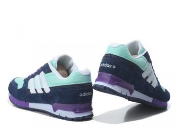Adidas Neo 8K Runner Damen Herren Schuhe Obsidian/Hyper Jade/Lila / Weiß