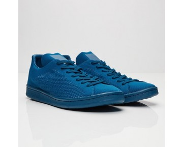 Adidas Originals Stan Smith Primeknit Schuhe Tech Stahl S80067