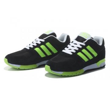 new product 68594 9478c Adidas Neo 8K Runner Damen Herren Schuhe SchwarzGrün Fluoreszierend