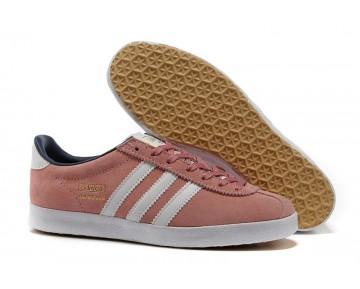 Adidas Gazelle OG Damenschuhe Rosa/Weiß Dampf/Marine/Gummi U60757