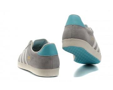 Adidas Gazelle OG Schuhe Shift Grau/Weiß Dampf/Klaren Blauen U42696