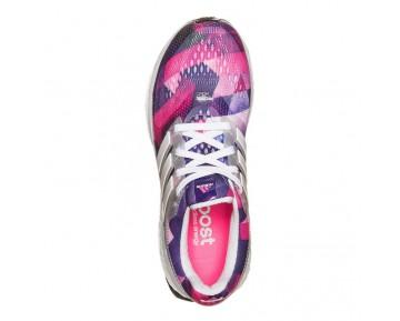 Adidas Running Energy Boost ESM Weiß/Zero-Metallic/Cora Schwarz B40901