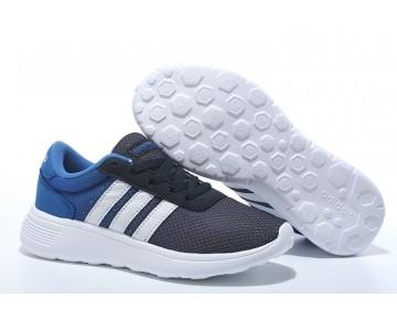 2016 Adidas Neo Damen Herren Running Schuhe Marine/Weiß/Königsblau