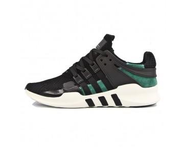 Adidas EQT Running Support 93 Primeknit Schwarz/Grün/Weiß S81495