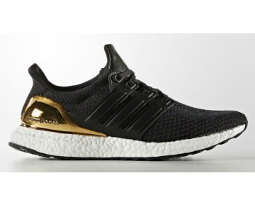 Adidas Ultra Boost Olympic Schwarz/Gold/Weiß BB3929