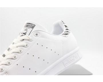 Adidas Stan Smith Lauf Weiß/Lauf Weiß/Kern Schwarz B26590
