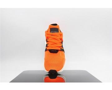 Adidas EQT Running Support 93 Primeknit Orange/Schwarz/Weiß S81493