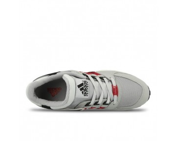 Adidas EQT Running Support 1993 Kern Schwarz/Kreide Weiß/Scharlachrot B40400