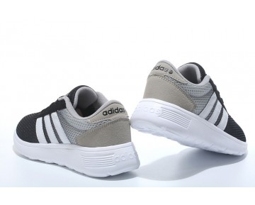 2016 Adidas Neo Damen Herren Running Schuhe Schwarz/Weiß/Grau