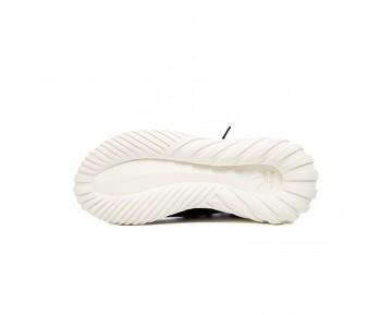 Adidas Tubular Doom Primeknit Kern Schwarz/Creme Weiß S74921