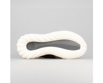 KITH x Adidas Consortium Tubular Doom Primeknit Grau/Kohle/Weiß AQ3913