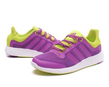 Adidas Pure Boost Chill Lila/Grün/Weiß S81458