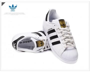 Adidas Originals Superstar Animal Schuhe S75157  FTWR Weiß/Kern Schwarz/Gold Metallic