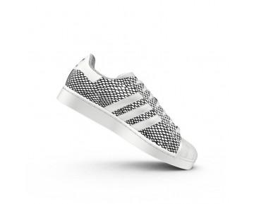 Adidas Superstar Snake Pack Schuh Farbe Weiß/Weiß/Kern Schwarz S82731