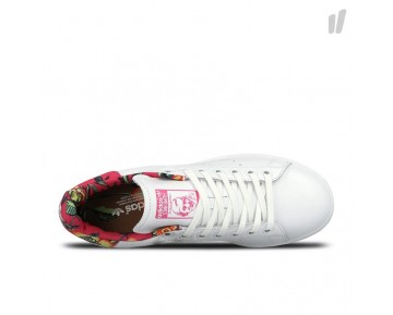 Adidas Originals WMNS Jardineto Stan Smith Weiß/Strahl Rosa S75564
