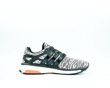 Adidas Energy Boost Primeknit ESM Weiß/Schwarz Sprenkel M29763