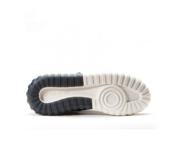 Adidas Tubular X Knit Kern Schwarz/Kohle/Fest Grau S81674