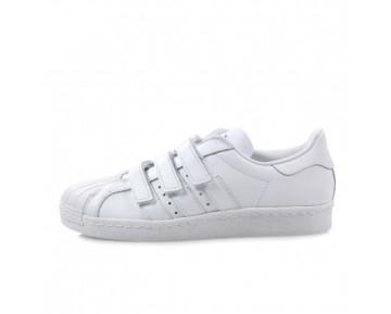 Adidas Superstar 80s JJ Juun.J Triple-Weiß S82809