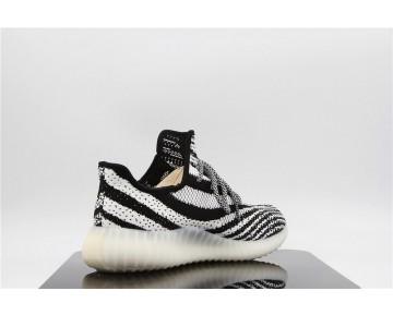 Adidas Yeezy 550 Boost Weiß/Schwarz AQ3660