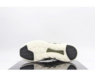 Adidas EQT Running Support 93 Primeknit Armee-Grün/Weiß S81491