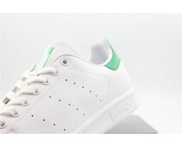 Adidas Stan Smith Weiß/Grün M20324