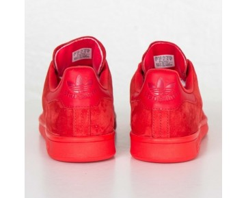 Adidas Originals Stan Smith Rot/Poppy/Universität Rot S75109