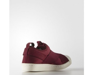 Adidas Superstar Slip On W Bordeaux/Bordeaux/Legink S81340