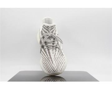 Adidas Yeezy 550 Boost Reis Weiß/Grau/Nicht Gerade Weiss AQ3661