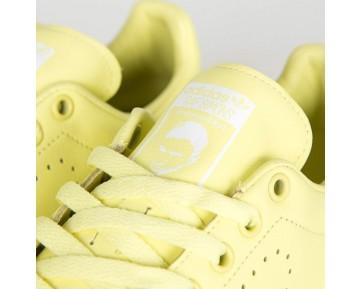 Adidas Raf Simons Stan Smith Silber Erröten Gelb AQ2647