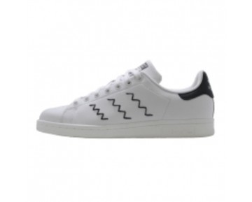 Adidas Originals Stan Smith Zig Zag Weiß/Kern Schwarz AQ3090