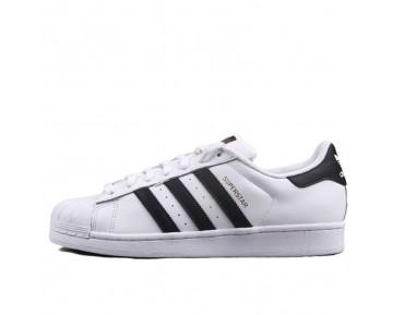 Adidas Originals Superstar II Lauf Weiß/Kern Schwarz/Lauf Weiß C77124