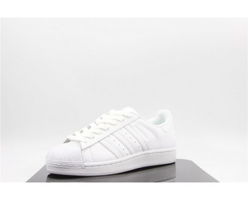 Adidas Originals Superstar Weiß/Weiß B27136