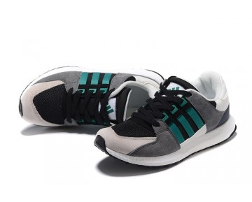 Adidas EQT Support 93/16 Boost Kern Schwarz/Weiß/Grün S79111