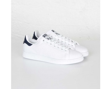 Adidas Originals Stan Smith W S75561 Weiß/Dunkelblau