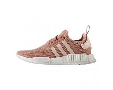 Adidas NMD_R1 Schuhe Raw Pink/Vapor Pink/Weiß S76006