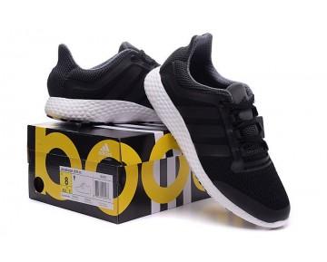Adidas Pure Boost Chill Kern Schwarz/Dunkel Grau/Onix S81453