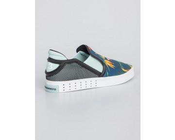 Adidas Y-3 Laver Slip-on Yohji Yamamoto Blumen Blumenblau/Weiß B35665