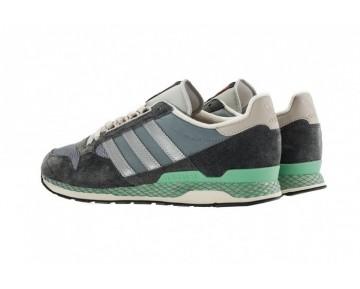 Kazuki x Adidas ZXZ ADV 84-Lab Kollegien Silber/Metallic Silber/Schwarz D67359
