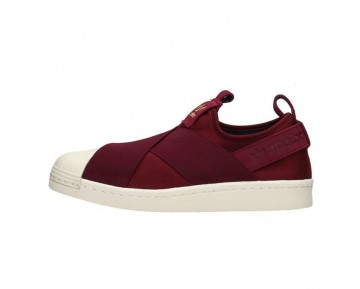 Adidas Superstar Slip On W Bordeaux/Bordeaux/Legink S81340