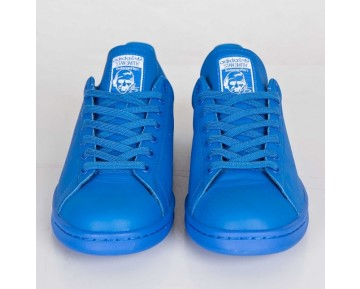 Adidas Stan Smith x Pharrell Williams Solid Pack Drossel/Drossel/Ftw Weiß B25386