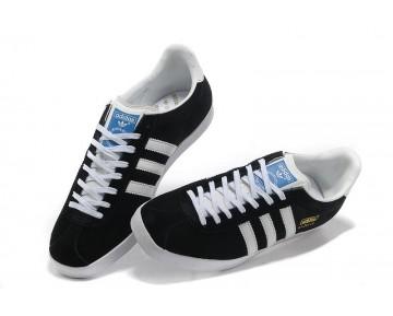 Adidas Gazelle OG Schuhe Nachtblitz/Schwarz G13265