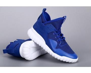 Adidas Herren Tubular X Marine/Königsblau/Weiß S77844