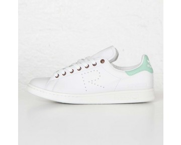 Adidas Raf Simons Stan Smith Weinlese Weiß/Blush Grün AQ2642